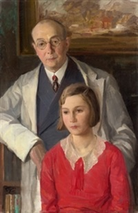 padre e hija by jose maria togores