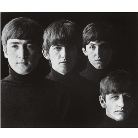 with the beatles by robert freeman