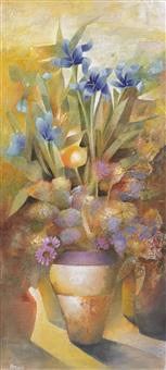 vaso di fiori by alvaro peppoloni