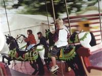 das karussel - the carousel by aura rosenberg