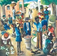 mercatino by wilson bigaud