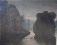 la pêche by georgette agutte