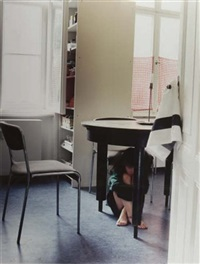 verstecke - hiding places by aura rosenberg