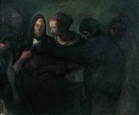 figürative composition by turgut mutlugöz