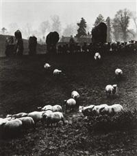 avebury stone circle, wiltshire by bill brandt
