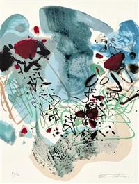 untitled by chu teh-chun