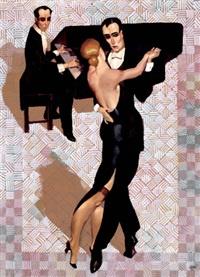 tango art-deco by juarez machado