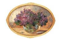 lilacs by eugenia filotti atanasiu