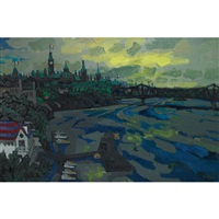 parliament hill by bruno joseph bobak