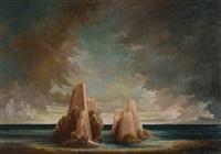 paesaggio (le isole) by tomaso tommasi