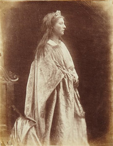 guinevere by julia margaret cameron