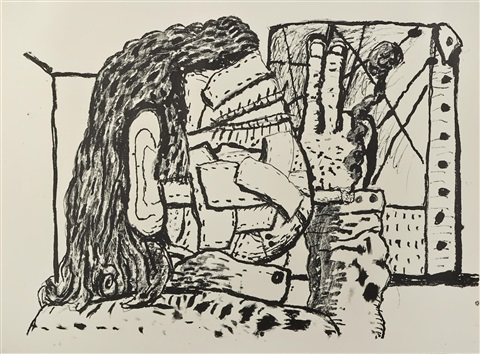 painter by philip guston