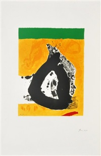motherwell_robert burns untitled from the basque suite by robert motherwell