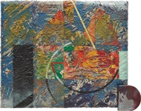 tholos revisited iii by sam gilliam