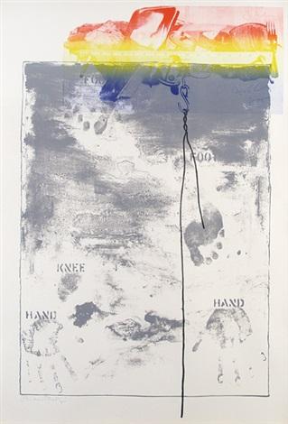 pinion by jasper johns
