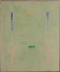 untitled (3 works) by ron gorchov