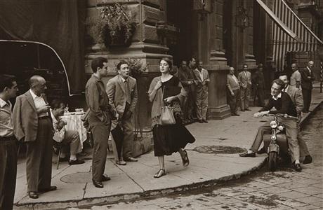 artwork by ruth orkin
