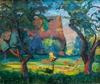 alster valley by hugo volkwarth