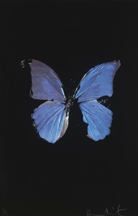 the soul on jacob's ladder by damien hirst