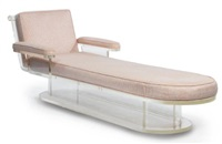 chaise longue by paul rudolph