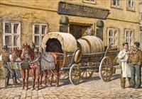 bierwagen by gustav zafaurek