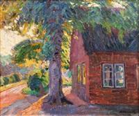 farm house by hugo volkwarth