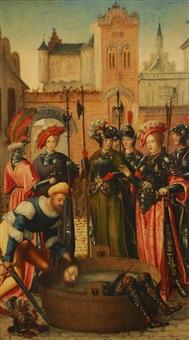 scène de décapitation by flemish school (16)