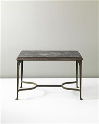 garden table, model no. 10 by folke bensow