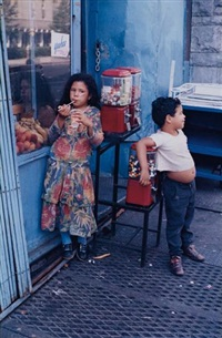 untitled (gumball) by helen levitt