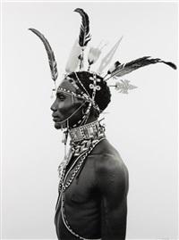 lelesit from the samburu by lyle owerko