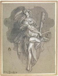 allegoria della musica by friedrich sustris
