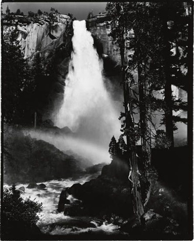 nevada falls sand dunes death valley 2 works by ansel adams