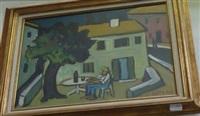 la terrasse by henri autran