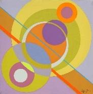 composizione di cerchi by mario agrifoglio