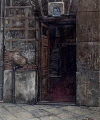portal de la calle san bernardo 80 by amalia avia