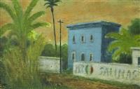 casa de julio by francis alÿs