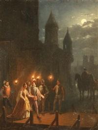 the wedding by johann mongels culverhouse