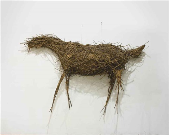 untitled horse by deborah butterfield