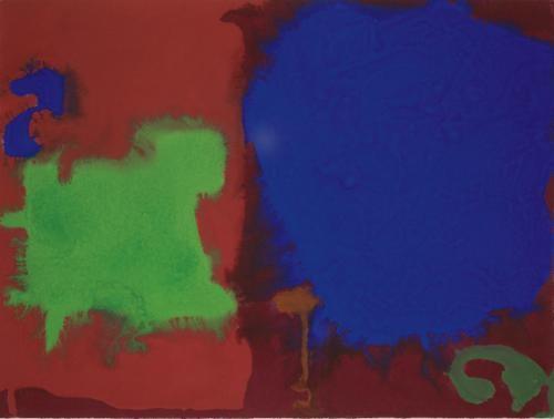 october iv : 1973 by patrick heron
