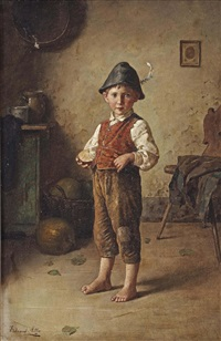 the little boy by edmund adler