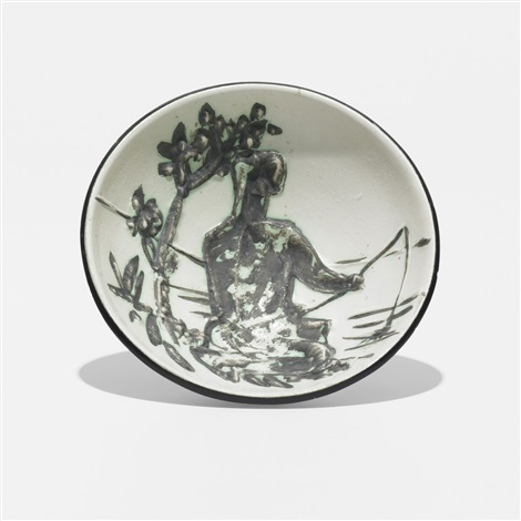 angler bowl by pablo picasso