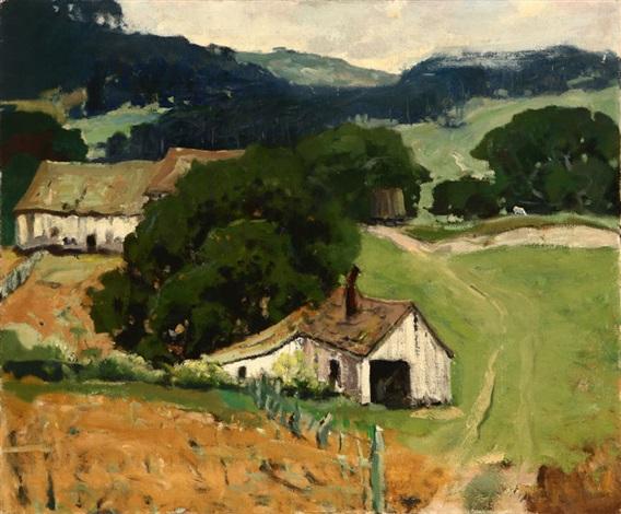 hills of home by arthur hill gilbert
