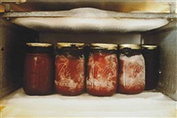 blood jars by kiki smith