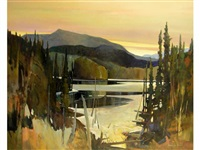 spring's release - algoma by brian atyeo