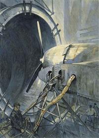 wind tunnel by thornton oakley