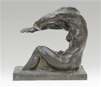 de baring (l'accouchement) by karel aubroeck