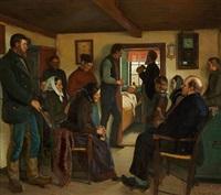 besøg af lægprædikanten by hans andreasen hessellund