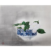 camellia japonica by yuki ogura