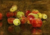 äpfel by hans herrmann