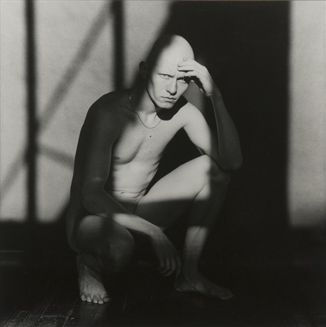 robert sherman by robert mapplethorpe